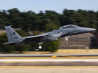 United States Air Force | McDonnell Douglas F-15E Strike Eagle | 91-0316