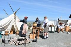 """Baker County Tourism – basecampbaker.com 42432 (Base Camp Baker) Tags: oregon easternoregon""""""""bakercountytourism""""basecampbaker""""basecampbaker""""""""bakercity""""""""oregontrail""""historyhistoric""""pioneers""""culinarytourismfoodtourism culturaltourism """"americanwest"""" """"hellscanyonscenicbyway"""" museum """"livinghistory"""" """"interpretivecenter"""" """"wagonencampment"""" oregontrail ontheoregontrail travelusa traveloregon blacksmith blacksmithing handforged ironwork heritagecrafts dutchoven dutchovencooking pioneercooking campfirecooking blm blmoregon"""