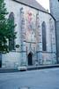 Seiteneingang St Nikolaus Kirche (Kitschi_) Tags: nikon art sigma meran 1835 merano burggrafenamt kirche summer 2017 d7100 f18 altoadige church stnikolaus southtyrol stnicholaschurch sommer südtirol