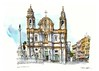 San Domenico, Palermo (wanstrow) Tags: palermo sicily italy church blue drawing piazza