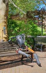 sculpture-0001 (Kelly Scott Photography and Digital Art) Tags: johnsoncountycommunitycollege art sculpture kansas johnsoncounty overlandpark