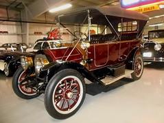 1912 Cadillac Touring (splattergraphics) Tags: 1912 cadillac touring museum aacamuseum hersheypa