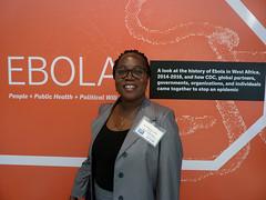 Dr. Wilhelmina Jallah, Liberia Minister of Health