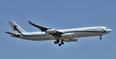 A340-312    9H-BIG (Andreu Anguera) Tags: airbús a340 9hbig mundialdefutbol selecciónargentina aeropuertodelprat barcelona catalunya andreuanguera