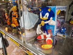 Sonic the Hedgehog (AMcUK) Tags: chiyodaku tōkyōto japan jp em10 omdem10 omdem10mkii em10mkii omd olympus olympusuk m43 micro43rds micro43 microfourthirds nippon tokyo akihabara sonic hedgehog sega sonicthehedgehog