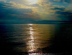 Morgengold (michaelschneider17) Tags: natur urlaub wetter griechenland sonnenaufgang