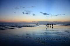 Double Six Beach at dusk, Bali (martin_19_88) Tags: double six beach dusk bali indonesia travel asia water shore sunset