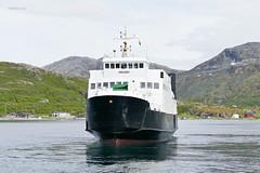 """""""Helgøy"""" (OlafHorsevik) Tags: helgøy torghattennord thn ferge ferga ferry ferja ferje senjafergene senjaferga malangsferga brensholmen"""
