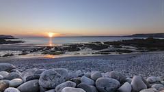 Couché de soleil (Triskell Pictures (Facebook)) Tags: bretagne brest finistere paysage poselongue landscap