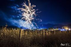 Fiesta en Gaytán (abdiel161616) Tags: noche fuego paisaje méxico fiesta