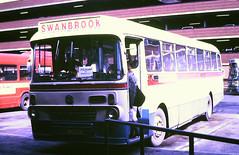 Slide 119-55 (Steve Guess) Tags: gloucester england gb uk bus msf740p bedford alexander ytype swanbrook eastern scottish omnibuses yrt