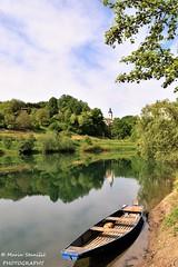 Ozalj, Croatia - River Kupa memories (Marin Stanišić Photography) Tags: croatia river kupa ozalj boat memories