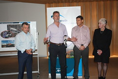 $4.8 million Darwin International Airport Freight Hub BBRF announcement, 10/07/2018