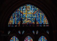Liverpool Cathedral Window (.annajane) Tags: liverpoolcathedral liverpool cathedral westwindow window stainedglass church uk england merseyside