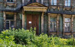 Old house (ssmirnovphoto) Tags: russia panasonic lumix tz200 aurorahdr2018 hdr