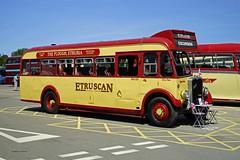 STOKE 240618 KFM744 (SIMON A W BEESTON) Tags: potteriesbusandcoachrallyrunningday stoke bet365 kfm774 bristol l5g ecw crosville kg125 etruscan