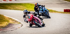Motorbike Trackday (Ollie Smith Photography) Tags: motorsport motorbike trackday oultonpark racetrack nikon d7200 tamron 70300vc lightroomcc outdoors summer june edited cheshire panning sport bike motorcycle