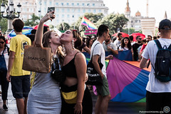 2018_06_30 Día del Orgullo_Xavi Ariza(01) (Fotomovimiento) Tags: díadelorgullo pride manifestación catalunya catalonia cataluña barcelona fotomovimiento retrato pancarta queer lgtbi lgtbiq