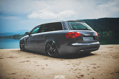 AUDI A4 AVANT B7 (JAYJOE.MEDIA) Tags: audi a4 avant b7 low lower lowered lowlife stance stanced bagged airride static slammed wheelwhore fitment