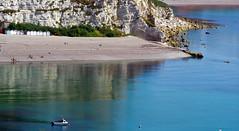 Little Boat (Peaf79) Tags: devon beer southwestcoastalpath coastalpath england englishsummer walking water boat seaside