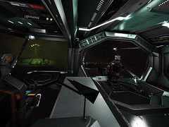 The Krait Escape 1 (kizcat) Tags: elitedangerous elite dangerous krait thargoid kraitmkii