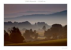 Ambiance matinale au Crêt Monniot (Fabrice Koeller) Tags: leverdesoleil paysage