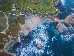(David Youngblood) Tags: uas suas drone aerial mavicpro dji highwayone highway1 pacificcoast carmelbythesea california unitedstates us