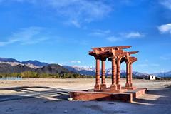 Sindhu Ghat, Leh (pallab seth) Tags: ghat riverbank river indus sindhu leh shey landscape nature autumn ladakh jammuandkashmir india
