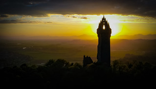 The National Wallace Monument, Stirling.