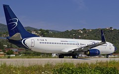 JSI/LGSK: BluePanorama Boeingh 737-8Z0 EI-GAW (Roland C.) Tags: jsi lgsk bluepanorama boeing b737 b737800 eigaw airport skiathos greece aviation airplane aircraft