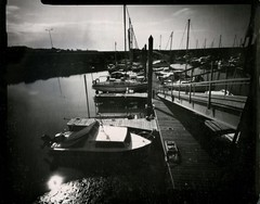 Titan 2018 07 14 (Sibokk) Tags: 4x5 5x4 directpositive film harman ilford largeformat mono photography pinhole scotland titan uk fife anstruther anstruther2018