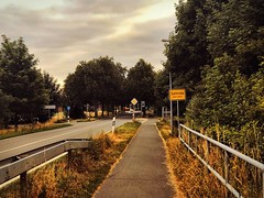 Way home (d_kaczmarek) Tags: fitness fit morning summer colorful color filter street track outdoor run running laufen sport sports