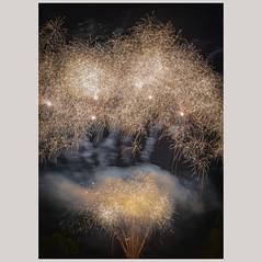 Cuy Feu d'Artifice 2018 23h 25 (afantelin) Tags: feudartifice couleurs yonne cuy bourgogne burgundy 14juillet2018 jaillissement