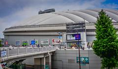 Tokyo Dome - Tokyo Japan (mbell1975) Tags: tokyo yomiuri giants dome japan bunkyōku tōkyōto jp baseball nippon 日本野球機構 yakyū kikō プロ野球 npb japanese 東京ドーム tōkyō dōmu baseballstadion stadion
