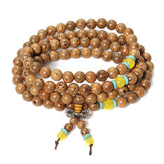 108 Wenge Wood Buddha Buddhist Prayer Beads Necklace Bracelet for Men Women (1147354) #Banggood (SuperDeals.BG) Tags: superdeals banggood jewelry watch 108 wenge wood buddha buddhist prayer beads necklace bracelet for men women 1147354