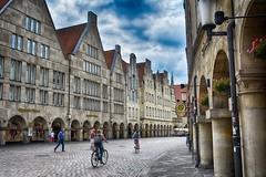 Münster 2018 (22_Juli)_0540b (inextremo96) Tags: münster botanischergarten muenster westfalen widertäufer lamberti aegidien dom kirche church germany mittelalter darkage kiepenkerl