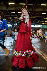Japan Expo 2018 1erjour-75 (Flashouilleur Fou) Tags: japan expo 2018 parc des expositions de parisnord villepinte cosplay cospleurs cosplayeuses cosplayers française français européen européenne deguisement costumes montage effet speciaux fx flashouilleurfou flashouilleur fou manga manhwa animes animations oav ova bd comics marvel dc image valiant disney warner bros 20th century fox féee princesse princess sailor moon sailormoon worrior steampunk demon oni monster montre