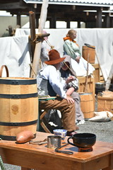 """Baker County Tourism – basecampbaker.com 42386 (Base Camp Baker) Tags: oregon easternoregon""""""""bakercountytourism""""basecampbaker""""basecampbaker""""""""bakercity""""""""oregontrail""""historyhistoric""""pioneers""""culinarytourismfoodtourism culturaltourism """"americanwest"""" """"hellscanyonscenicbyway"""" museum """"livinghistory"""" """"interpretivecenter"""" """"wagonencampment"""" oregontrail ontheoregontrail travelusa traveloregon blacksmith blacksmithing handforged ironwork heritagecrafts dutchoven dutchovencooking pioneercooking campfirecooking blm blmoregon"""