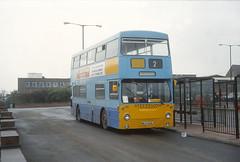 Stevensons 59 Swadlincote (Guy Arab UF) Tags: stevensons 59 mlh460l daimler fleetline crg6lxb mcw swadlincote bus station derbyshire buses london transport dms1460
