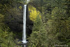 Latourell Falls, April 2018 (Gary L. Quay) Tags: latourell falls waterfall water columbia gorge oregon historic river highway spring 2018 gary quay nikon