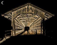Covered Bridge (John Rosemeyer) Tags: stonemountainpark stonemountain stone mountain park georgia coveredbridge