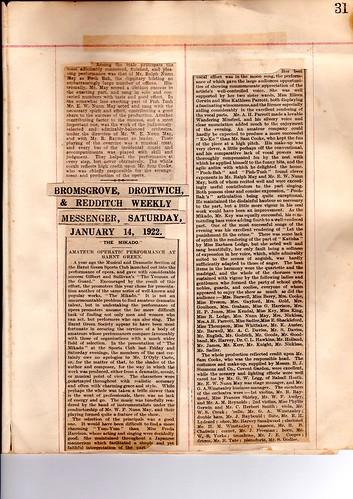1922: Jan Review 2