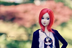 Rei (♥ Lily Queens ♥) Tags: rei momoko sekiguchi doll midnight crossing red version