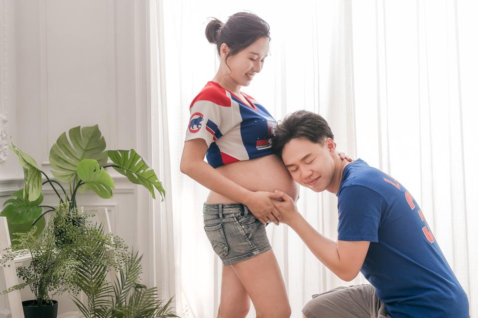 推薦 台南孕婦寫真 浪漫時尚孕媽咪 SY 023