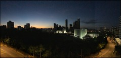 Gorgeous sunrise (Haris Abdul Rahman) Tags: