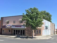 Sunset Theatre (John Coursey) Tags: sunset connell aubert theater theatrecinemaejcoursey