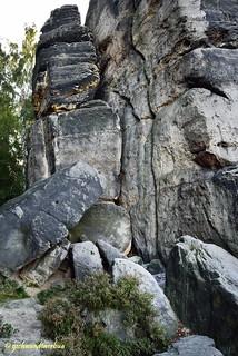 Elbsandsteingebirge - Am Kuhstall