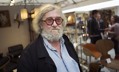 Robert (JoChristo) Tags: portrait stranger paris leica leicaq streetphotography life eyes france fineartphotography man lunettes brocante personnage
