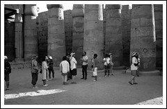 temples égyptiens (35) (Bokey Shutter) Tags: leicam2 elmarm ilfordxp2 egypte