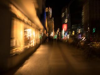 strolling through Berlin ast night